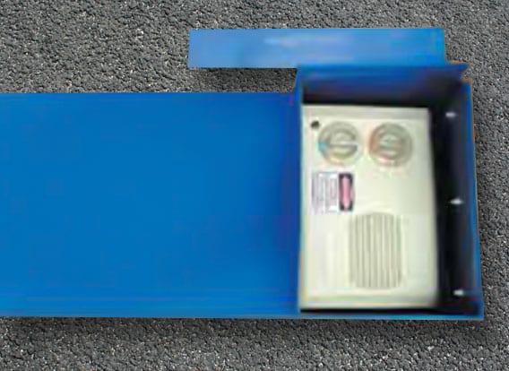 Calf Warmer Complete W Heater Box Polydome